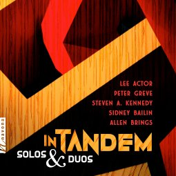 6. CD#18 In Tandem - front cover