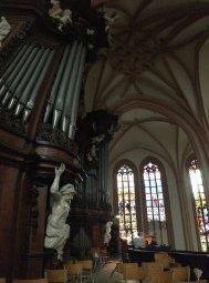 55-Orgelfront in de St.Moritzkerk