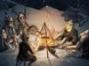 "42-""Arctic Saga"": Trolls around their campfire"